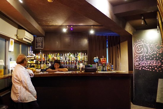 Toshima, Japan: Friendly atmosphere and bartenders!