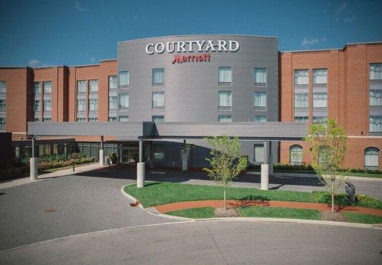 Courtyard Columbus Osu Grandview Heights Oh Omd Men Och Prisj Mf Relse Tripadvisor