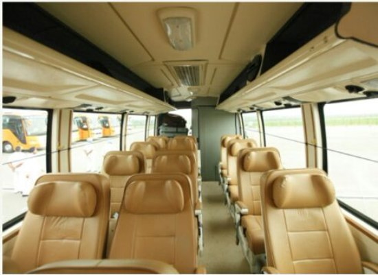 Tempo Traveller On Rent In Noida Hire Luxury Volvo Force Tata