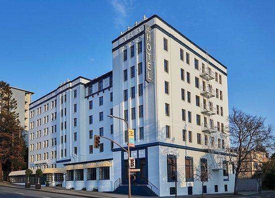 Nice Hotel Near Uc Berkeley Campus Review Of Graduate Ca Tripadvisor