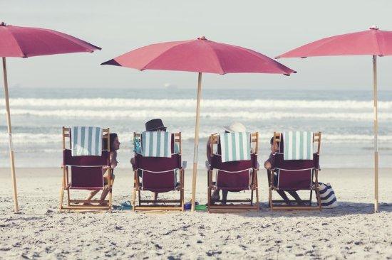 Hotel del Coronado: Beach