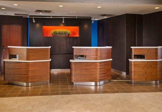 Баскин-Ридж, Нью-Джерси: Lobby