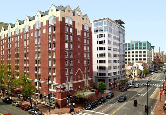 Fairfield Inn & Suites by Marriott Washington, DC/Downtown : Exterior