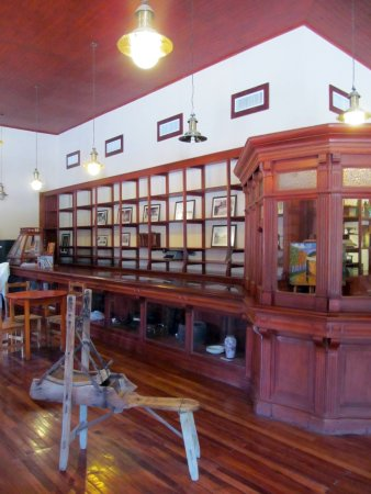 Dolavon, Argentina: Interior