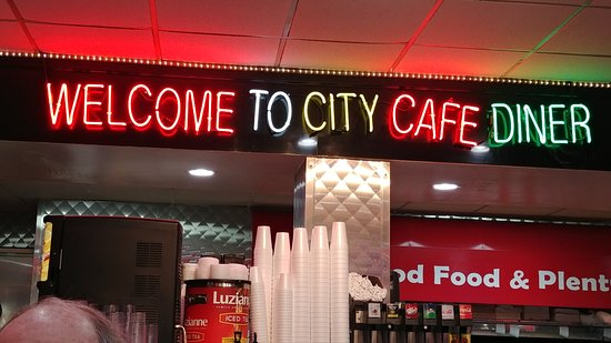 City Cafe Menu Chattanooga Lee Highway