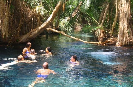 CHEMKA HOT SPRINGS