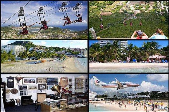Fun Day Tour Of St Maarten