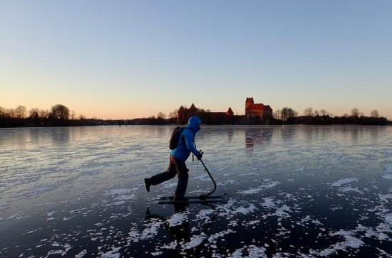 Trakai Winter Adventure with...
