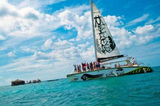 Pelican Bar Catamaran Cruise In Jamaica