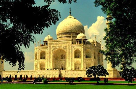 Agra Tour por Gatimaan Express