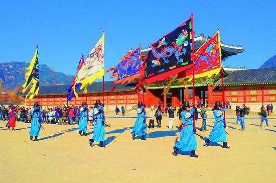 5 colori direzionali di Seoul