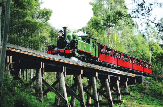 Dandenong Ranges Tour by Puffing