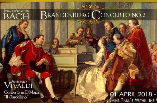 Johann Sebastian Bach - Brandeburg...