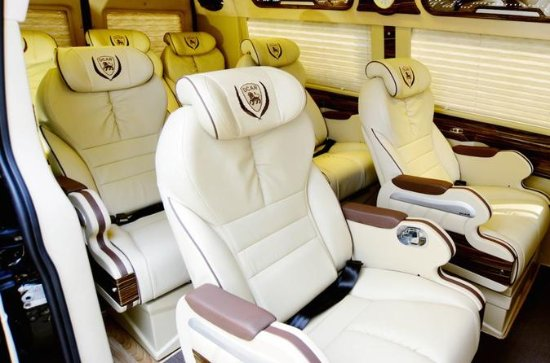 Luxury Limousine D' Car From Hanoi City to Sapa Downtown or Return...