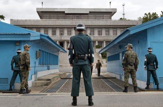 Ganztägige koreanische DMZ & JSA...