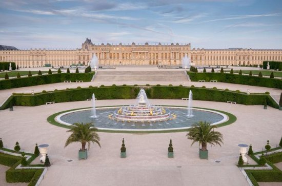Skip-the-Line Versailles: Public and...
