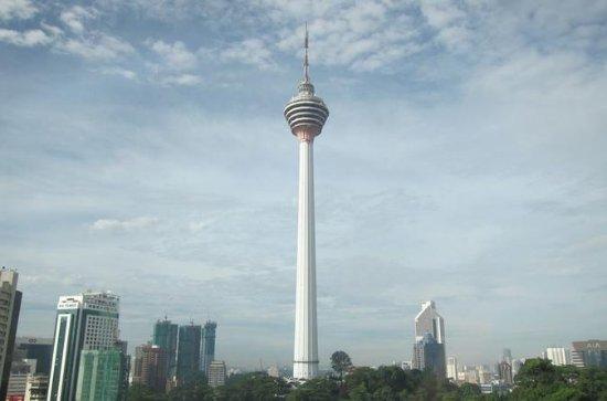 Kuala Lumpur Tower Combo Admission