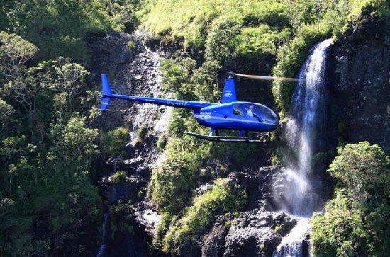Aventura en helicóptero de 40 minutos...