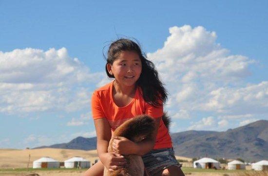 7 dager rundt Gobi Desert Tour