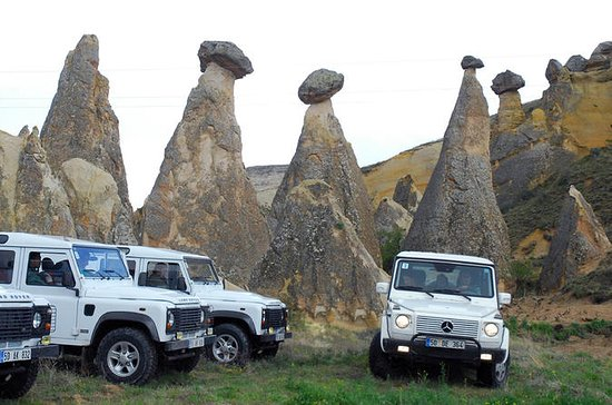 Cappadocia Half Day Jeep Safari with...
