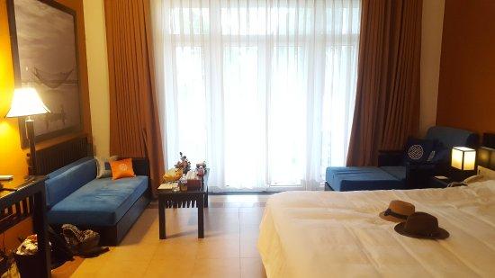 Hoi An Beach Resort: Великолепный номер Grand deluxe с видом на реку