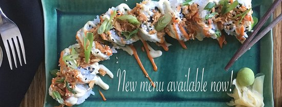 Crowsnest Pass, Kanada: The Sasquatch Roll - it's new but instantly popular!