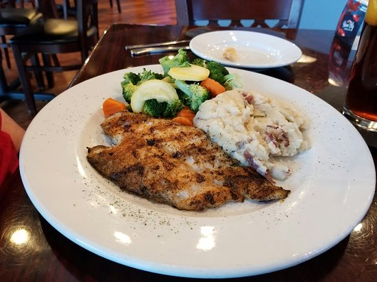 The River City Seafood & Grill