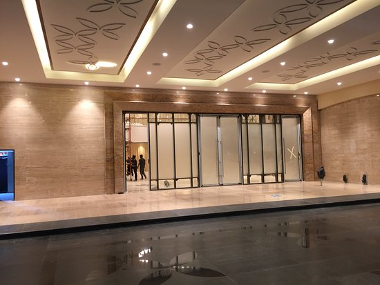 The Residency Towers, Coimbatore: The New Grand Foyer under Renovation