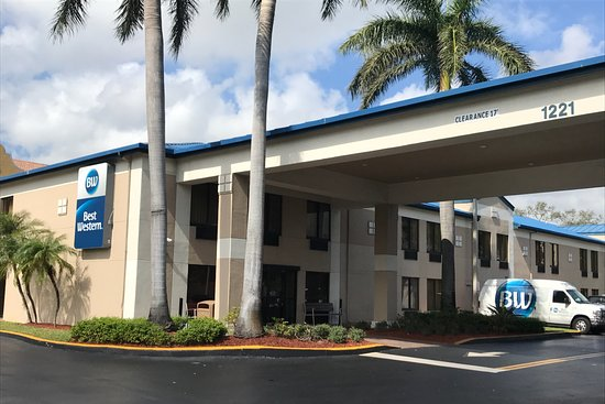 Best Western Plus Fort Lauderdale Airport/Cruise Port Hotel