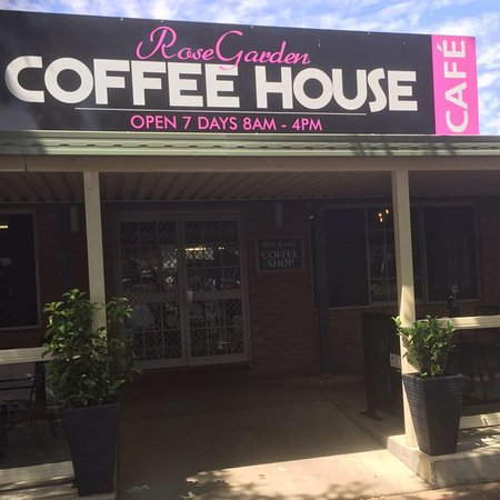 ‪Rose Garden Coffee House‬