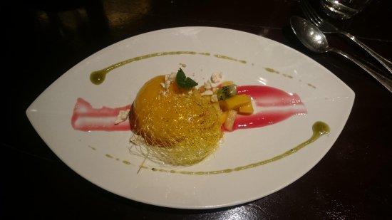 La Régate restaurant : Dessert citron