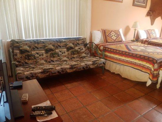 Kernville, CA: Spacious sitting area