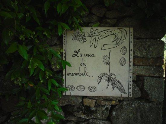 Pennabilli, Italien: la casa dei mandorli