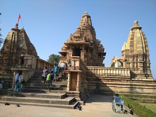 Lakshmana Temple - Picture of Lakshmana Temple, Khajuraho