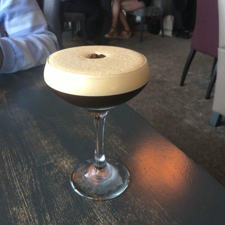 Small but tasty menu