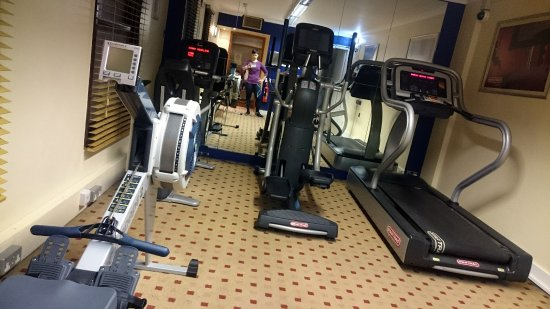 ‪‪Corus Hotel Hyde Park London‬: Corus Hotel gym‬