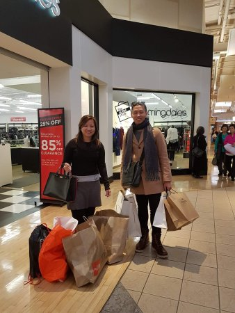 Potomac Mills: Don't forget to grab the clearnces with your favorite branded clothes, shoes, bags, etc, Potomac