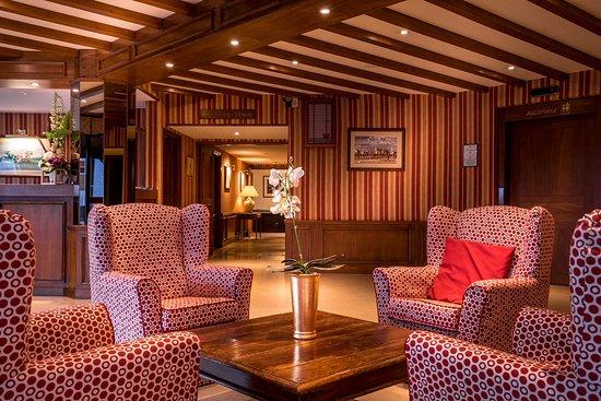 best western plus hostellerie du vallon hotel trouville
