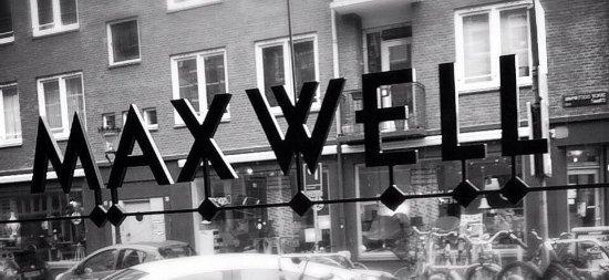 Cafe Maxwell: Maxwell