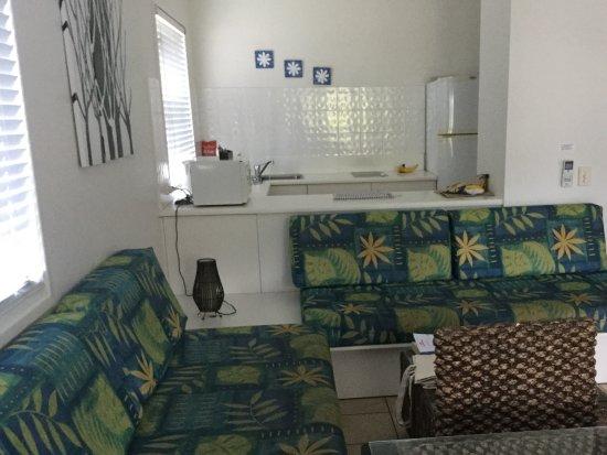 Best Western Mango House Resort : Kitchen lounge