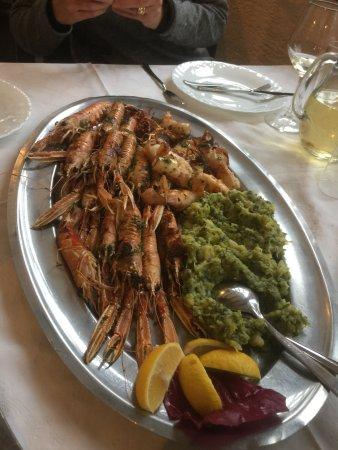 Tar-Vabriga, Croatia: Un piatto sfizioso