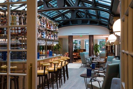 Restaurant maison breguet bar