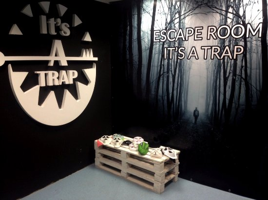 Its A Trap Escape Room Koblenz