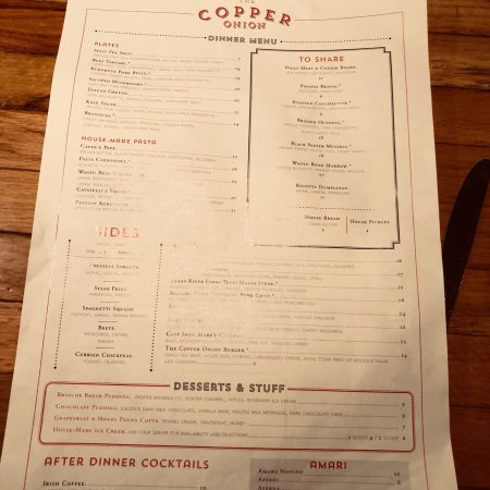 The Copper Onion : photo8.jpg