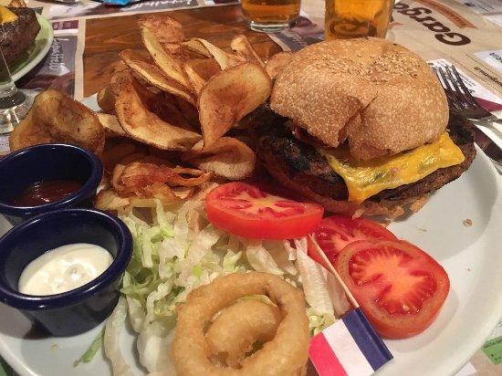 Valtopina, Italie : ciccio burger