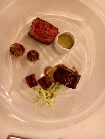Restaurante Oleum: Weygu y Cordero espectaculares con acompañamientos deliciosos