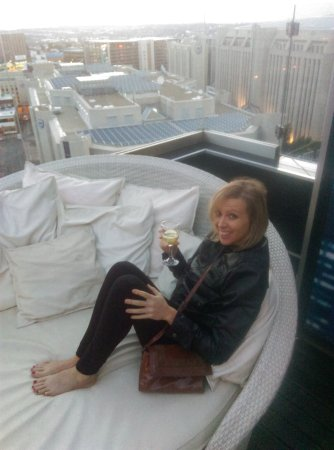 The Reef Hotel: Rooftop bar