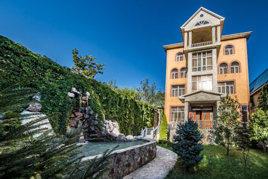 Cheap Hotels In Dushanbe Tajikistan