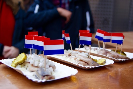 Free Food Tour Amsterdam