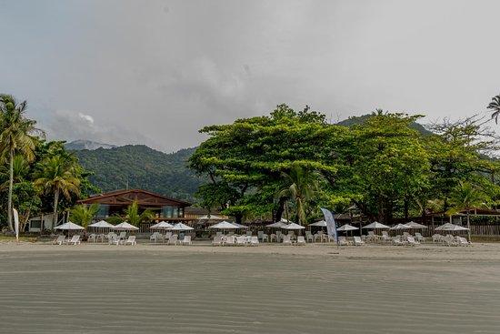 Vistabela Resort: serviço de praia gratuito